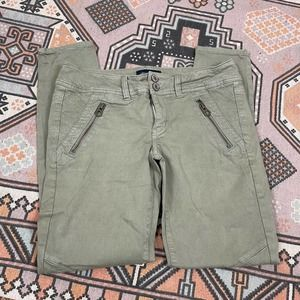 American Eagle Outfitters Green Pants 2
